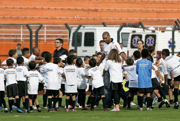 Ya son varios los futbolistas brasileños que están pegando el regreso a...