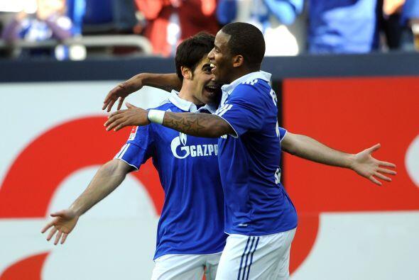 Como en otros encuentros, José Manuel hizo un gol importante, que...