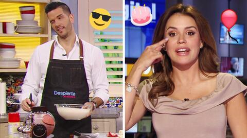 #DAEnUnMinuto: Carolina Sarassa lloró emocionada, y el Chef Jesús es nue...