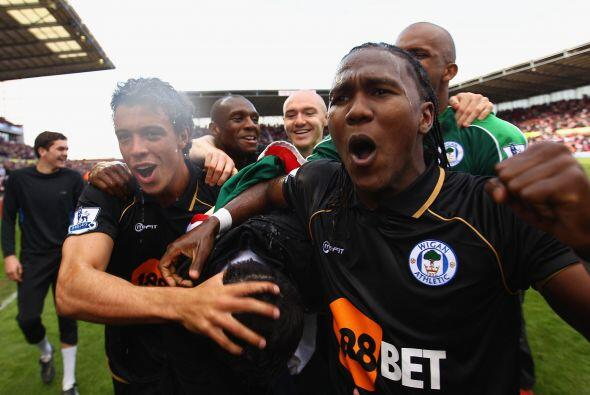 Para esto enfrentó al Stoke City y con un gol de 'Rodagol' logr&o...