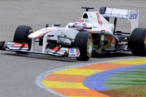 'Sé que tengo que hacerlo bien en Sauber para seguir creciendo en el equ...