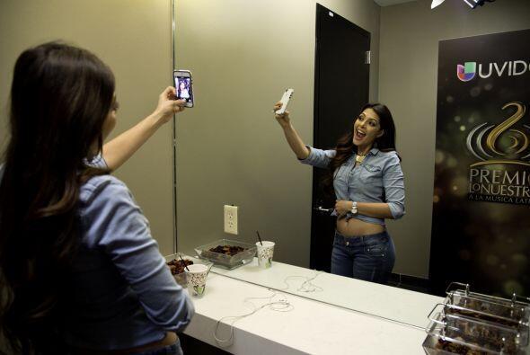Y la que nunca falla, ¡frente al espejo!
