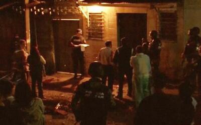 Grupo de pandilleros abre fuego y asesina a 8 en Honduras