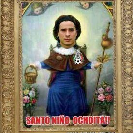 Hasta Santo lo hicieron. Todo sobre el Mundial de Brasil 2014.