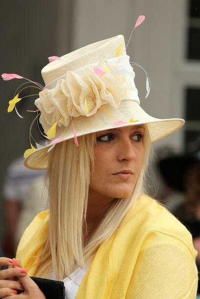 Los sombreros de copa no han pasado de moda...