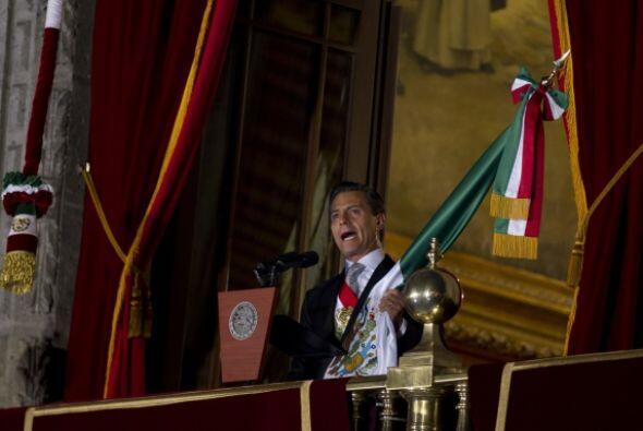 Los 31 estados de México celebran su propio grito presidido por los gobe...
