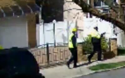 'Nueva York en un Minuto': autoridades buscan a los tres hombres que se...