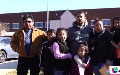 Seres queridos de Lilian Cardona celebran que su deportación será aplazada