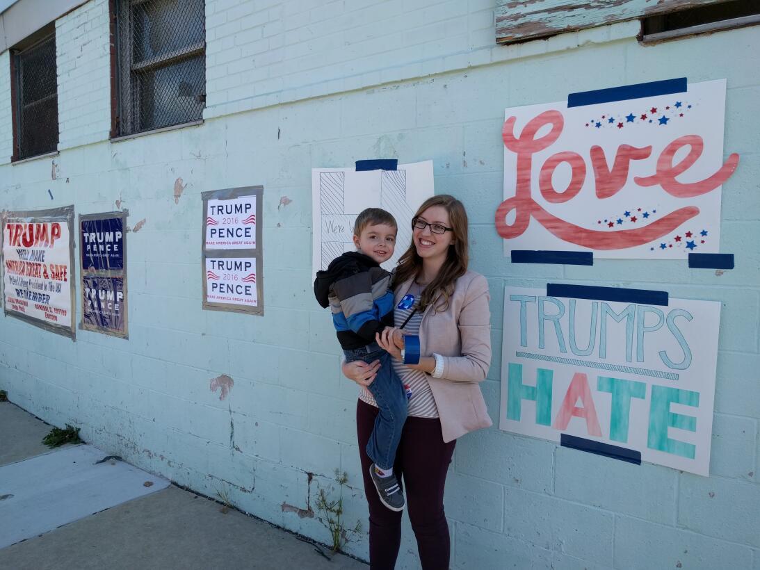 Jornada electoral en Pennsylvania tiene en vilo a ambos partidos IMG_201...