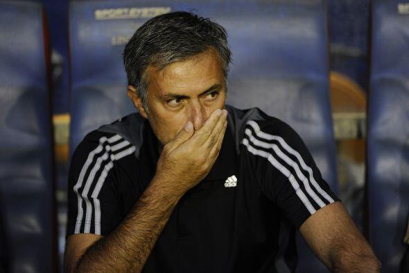 Duro golpe para José Morinho y los suyos, que esperaban hilar varios tri...