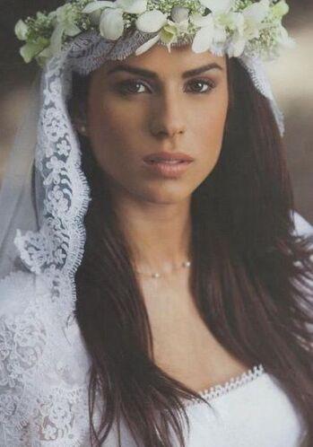 Todo listo para ver a Vanessa arriba de el altar y dar el sí al amor de...