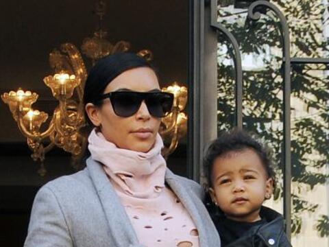 Kim y Nori han causado sensación en París.