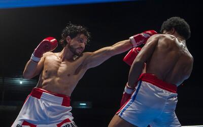 La vida de este gran boxeador panameño es interpretada por el actor Edga...