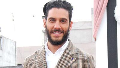 El actor confirmó su participación en la nueva telenovela de Roberto Góm...