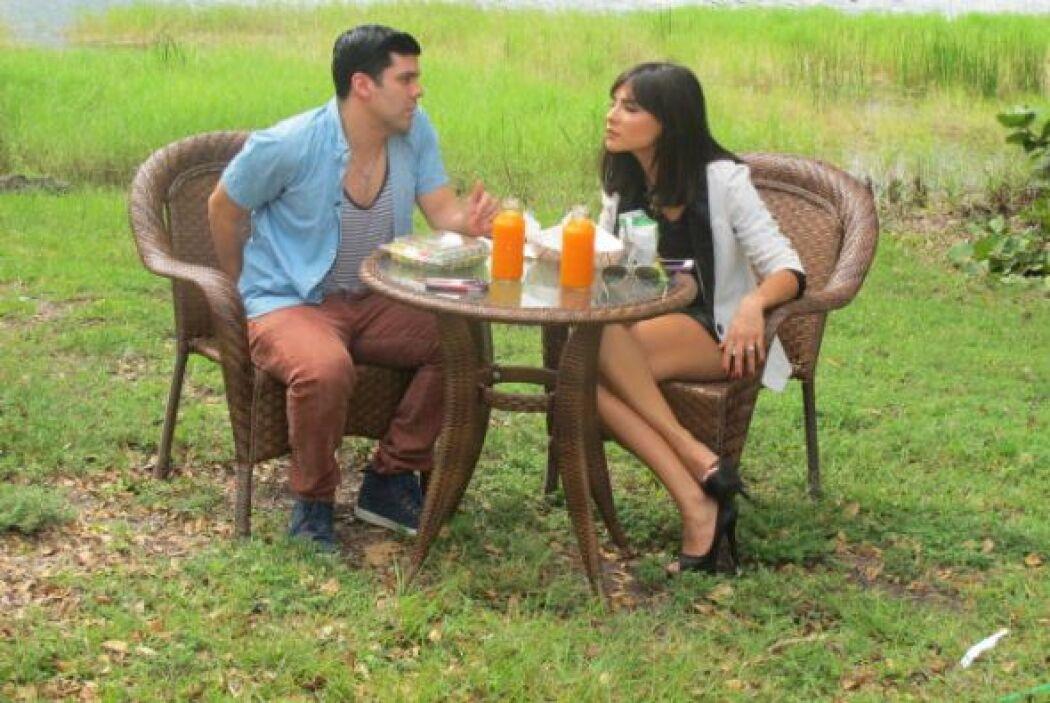 En exclusiva para Univision.com, Aníbal confesó que Johnny y Marjorie po...