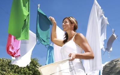 Checa estos 'tips' para lavar tu ropa de otoño.