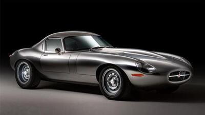 Originalmente se planearon hacer 18 Jaguar E-Type Lightweight