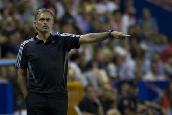 Los hombres de José Mourinho estaban cerca de meterse en problemas.