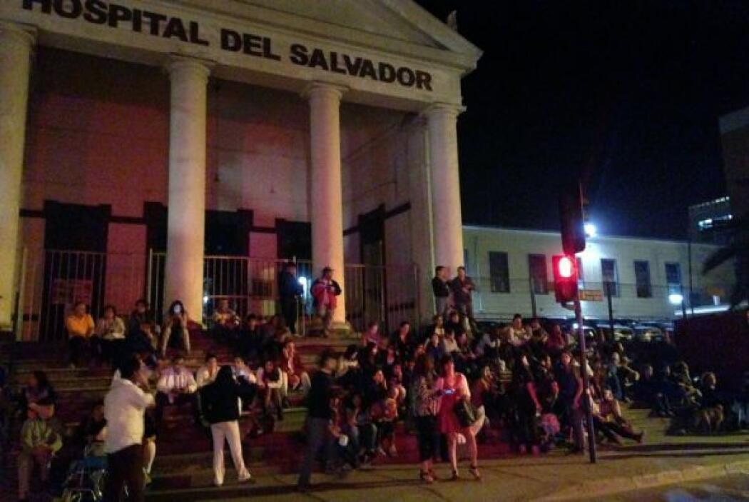 """""""Al momento está restablecido el 50% de la energía eléctrica en Arica y..."""