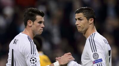 Aseguran que Bale y 'CR7' son ''opuestos''