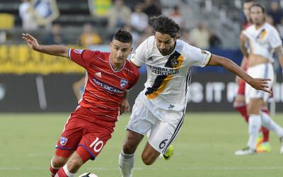 LA Galaxy vs FC Dallas, USOC