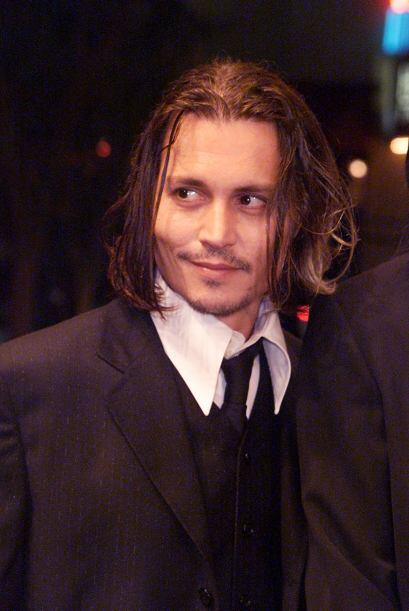 No importa su look, Johnny ha ganado millones de fans.