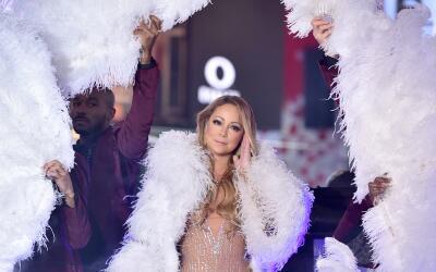 Mariah Carey ha dicho que no escuchaba a través de los aud&iacute...