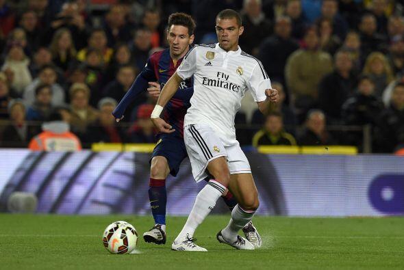 Pepe (4): Su partido lo marca un error que cuesta los tres puntos al Rea...