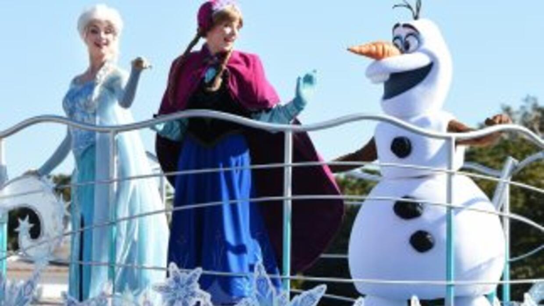 Participa y gana un viaje a Disney California Adventure.