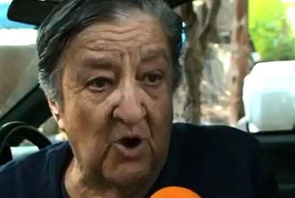 """Ella es la administradora y fundadora del internado """"La Gran Familia""""."""