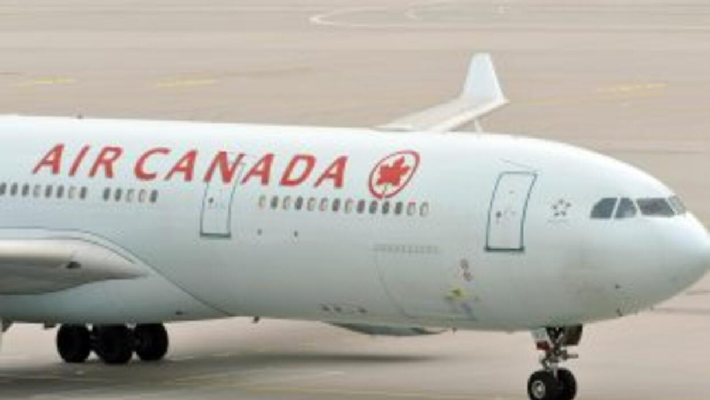 Air Canada es una de las aerolíneas más grandes del mundo por el tamaño...