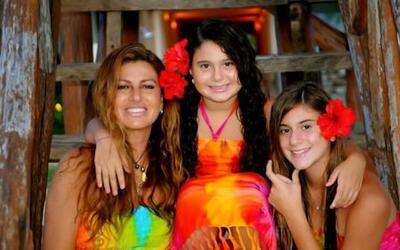 Paola Gutiérrez tiene 14 años de ser mamá