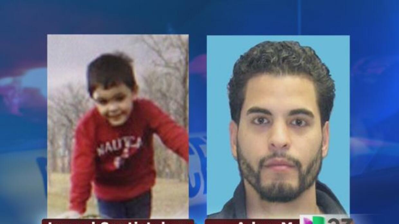 Ambos estaban siendo buscados por la policía. Adam Matos es ahora sospec...