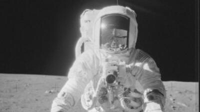 La Nasa publica imágenes de misiones Apolo