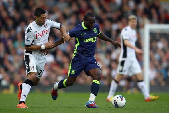 Fulham recibió al Wigan en un entretenido partido.