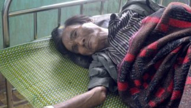 Ho Van Thahn y su hijo Ho Van Lang desaparecieron en 1973 durante la gue...