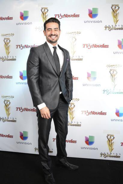 """Ricardo Franco mostró su talento en """"Corazón Indomable""""."""