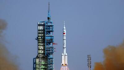 Los chinos están llevando su tecnología hasta el espacio.