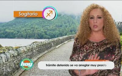 Mizada Sagitario 03 de mayo de 2016