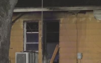 Incendio causa la muerte de un hombre hispano en Pasadena