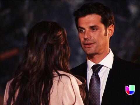 ¡Vamos Mateo! Dile a Abigail que sentiste una tremenda emoci&oacut...
