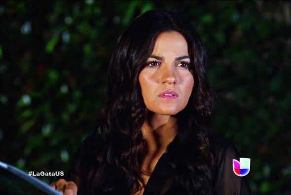 Sí Esmeralda, no viste mal. Inés y 'Garabato' salieron de...