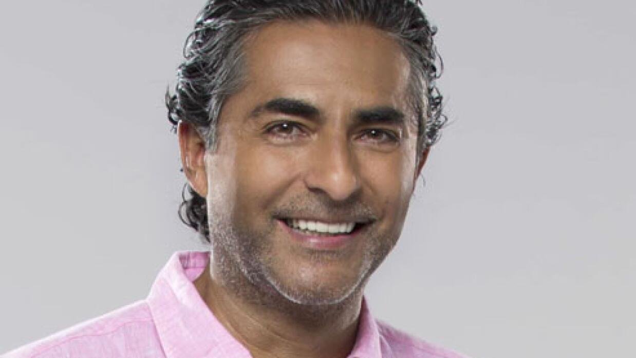 Raúl Araiza llega con HOY a Univision