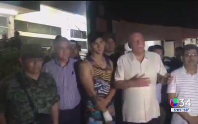 Alan Pulido es rescatado tras pasar horas secuestrado en Tamaulipas