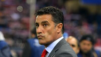 Michel regresa como entrenador tras su paso fugaz por el Olympiakos