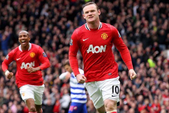 El capitán del United, fiel a sus costumbre, no falló.