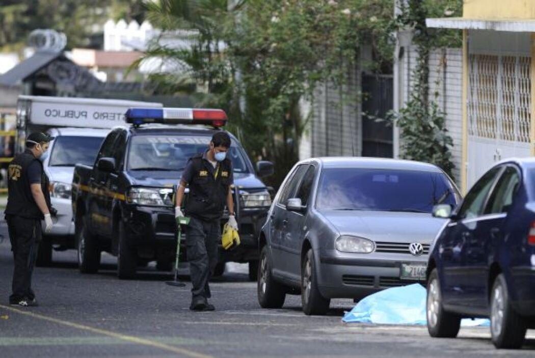 La organización humanitaria criticó a las autoridades guatemaltecas por...