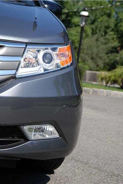 Las fascias delanteras le cambiaron 'la cara' a la cuarta generación de...