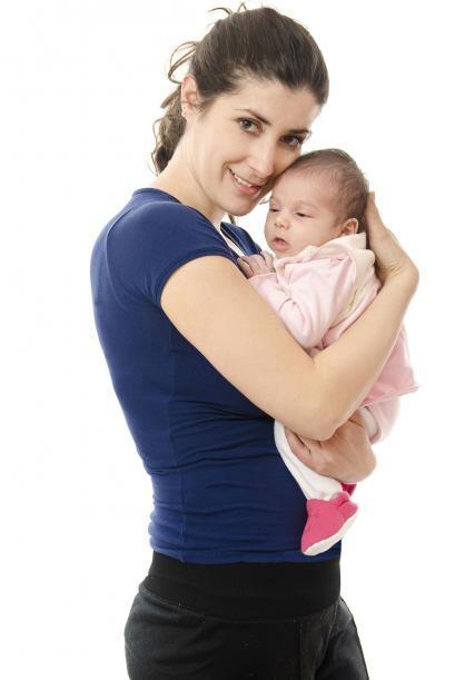 Los recién nacidos suelen estar más despiertos por la noch...