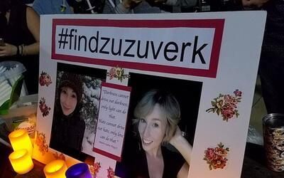 Zuzu Renee Verk de 22 años de edad, fue vista por última v...